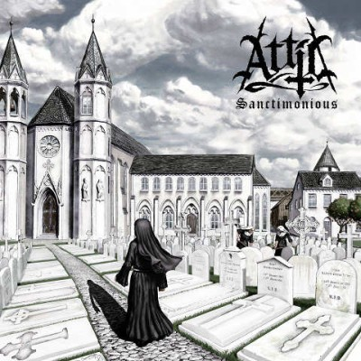 Attic - Sanctimonious cover art