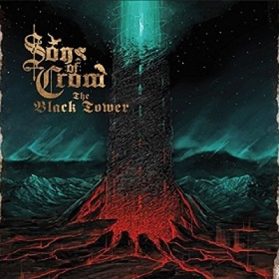 Sons of Crom - The Black Tower cover art