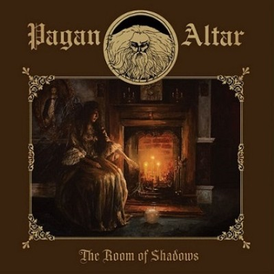 Pagan Altar - The Room of Shadows cover art