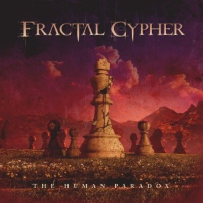 Fractal Cypher - The Human Paradox cover art