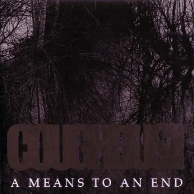 Coughdust - A Means to an End cover art