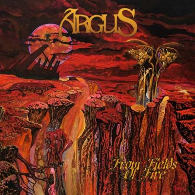 Argus - From Fields of Fire cover art