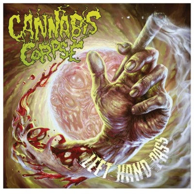 Cannabis Corpse - Left Hand Pass cover art