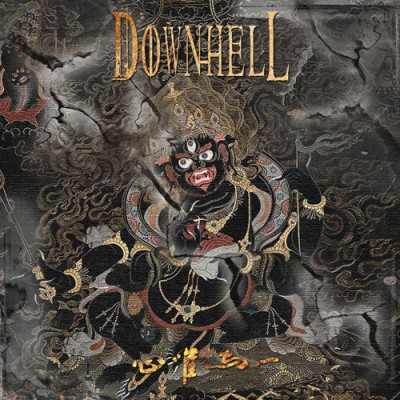 Downhell - 一切唯心 cover art