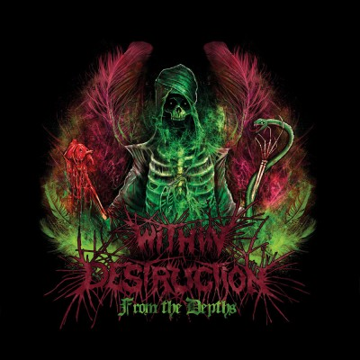 Within Destruction - From the Depths cover art