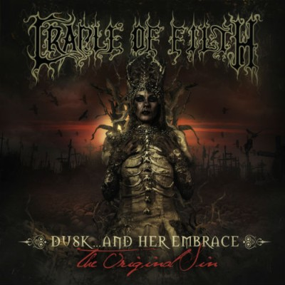 Cradle of Filth - Dusk... and Her Embrace - The Original Sin cover art