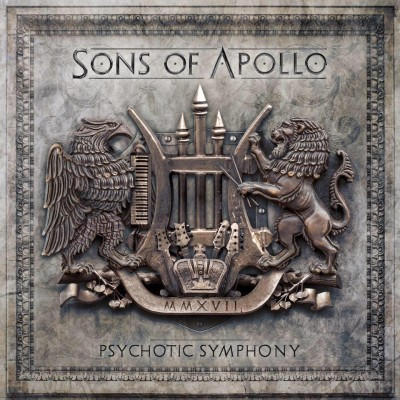 Sons of Apollo - Psychotic Symphony cover art