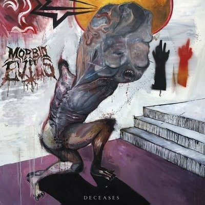 Morbid Evils - Deceases cover art