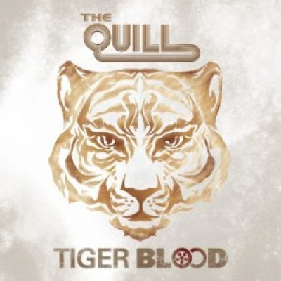 The Quill - Tiger Blood cover art