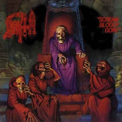 Death - Scream Bloody Gore cover art