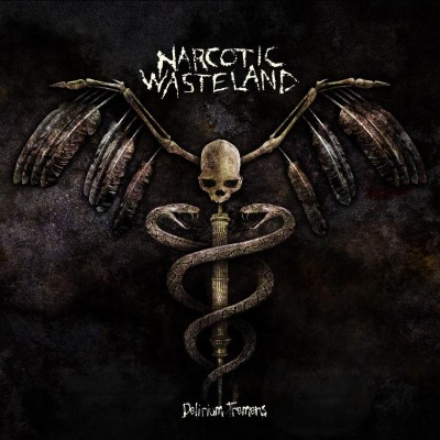 Narcotic Wasteland - Delirium Tremens cover art