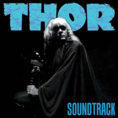 Thor - Soundtrack cover art