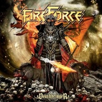 FireForce - Deathbringer cover art