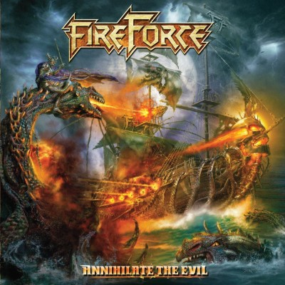 FireForce - Annihilate the Evil cover art