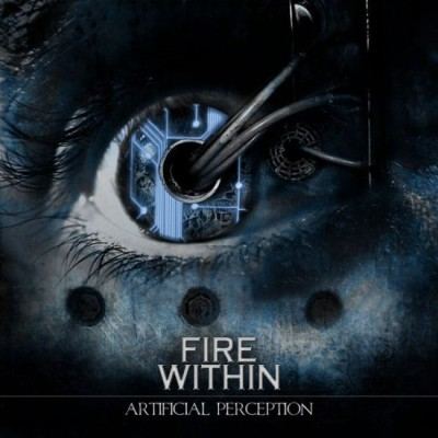 Fire Within - Artificial Perception cover art