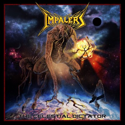 Impalers - The Celestial Dictator cover art