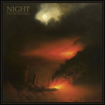 Night - Raft of the World cover art