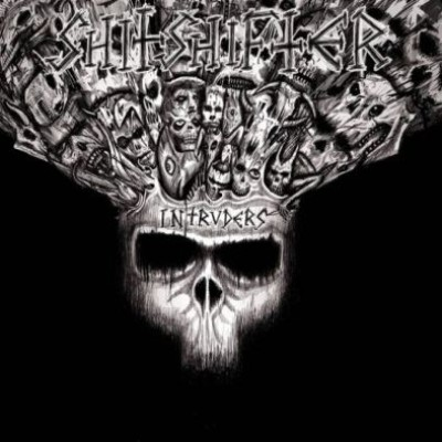 Shitshifter - Intruders cover art