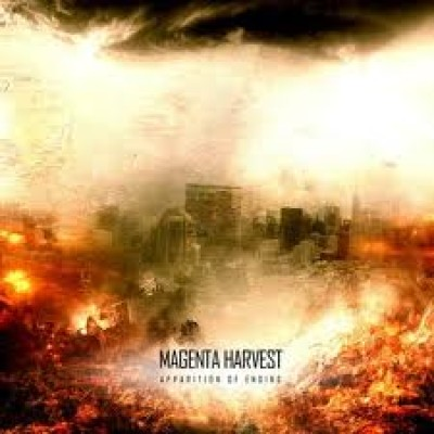 Magenta Harvest - Apparition of Ending cover art