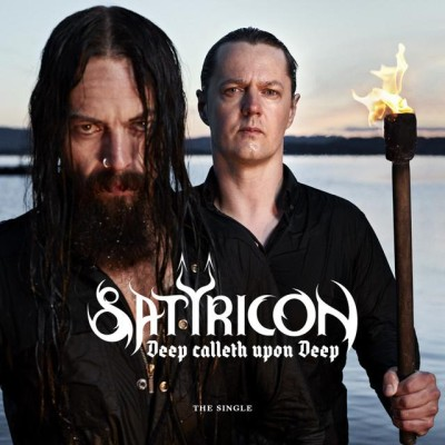 Satyricon - Deep Calleth Upon Deep cover art