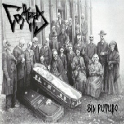 Costra - Sin Futuro cover art