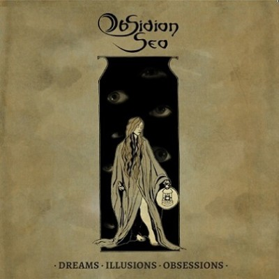 Obsidian Sea - Dreams, Illusions, Obsessions cover art
