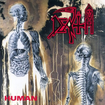 Death - Human cover art
