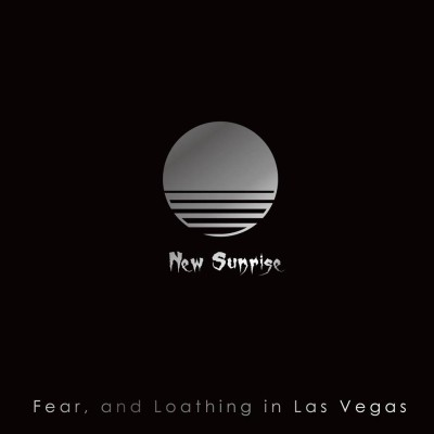 Fear, and Loathing in Las Vegas - New Sunrise cover art