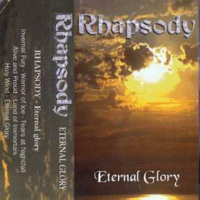 Rhapsody - Eternal Glory cover art