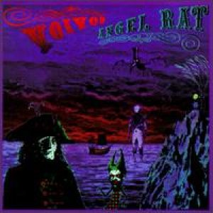 Voivod - Angel Rat cover art