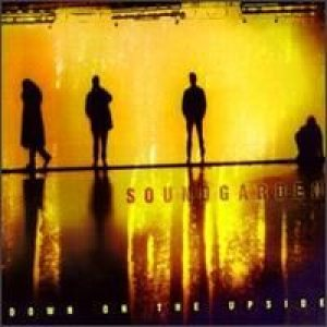 Soundgarden - Australian Down on the Upside 1996 cover art
