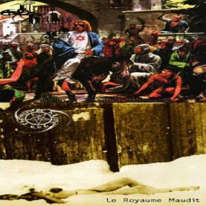 Grand Belial's Key / Chemin de Haine - Hobo of Aramaic Tongues/Le Royaume Maudit cover art