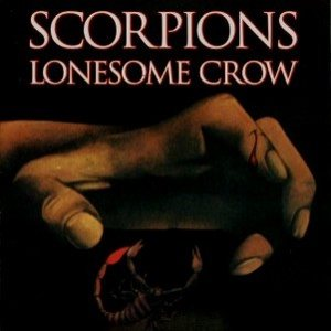 Scorpions - Lonesome Crow cover art