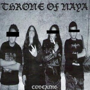 Throne of Naya - Covering