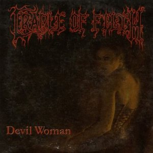 Cradle of Filth - Devil Woman cover art
