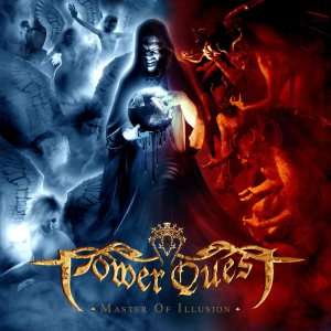 Power Quest - Master of Illusion cover art