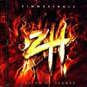 Zimmer's Hole - Legion of Flames cover art