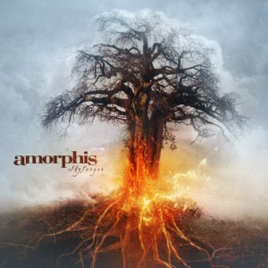 Amorphis - Skyforger cover art