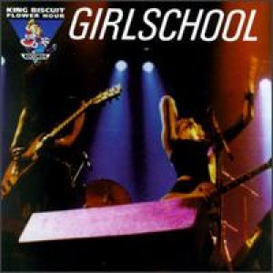 Girlschool - King Biscuit Flower Hour Presents cover art