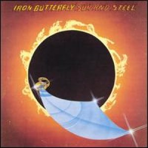 Iron Butterfly - Sun and Steel cover art