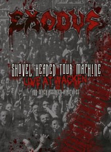 Exodus - Shovel Headed Tour Machine cover art