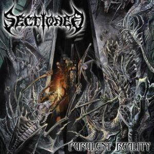 Sectioned - Purulent Reality cover art