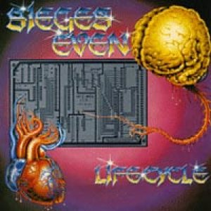 Sieges Even - Life Cycle cover art