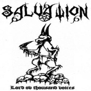 Salvation666 - Lord ov Thousand Voices cover art