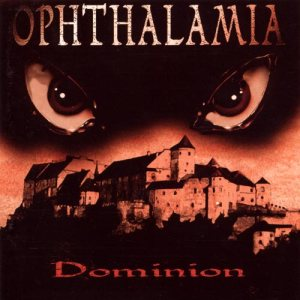 Ophthalamia - Dominion cover art