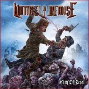 Untimely Demise - City of Steel cover art