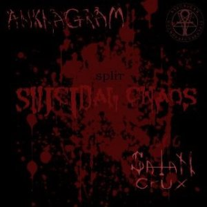 Ankhagram - Suicidal Chaos cover art