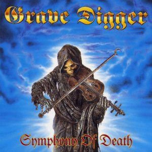 Grave Digger - Symphony of Death cover art
