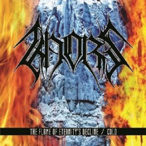 Khors - The Flames of Eternity's Decline/Cold cover art