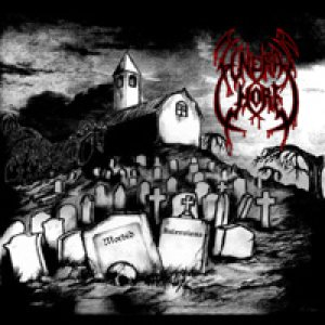 Funeral Whore - Morbid Intensions cover art